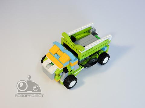 Бесплатные инструкции из Lego WeDo 2.0
