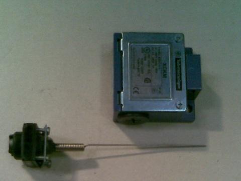 14800419 Выключатель для ворот SAC115 кнопочный, 10А , 16В