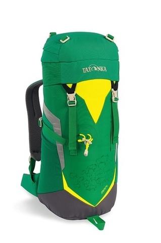 Картинка рюкзак туристический Tatonka Wokin Lawn Green - 1