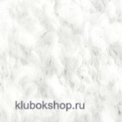 Пряжа Буклированная (Пехорка) 01 Белый купить в интернет-магазине недорого klubokshop.ru