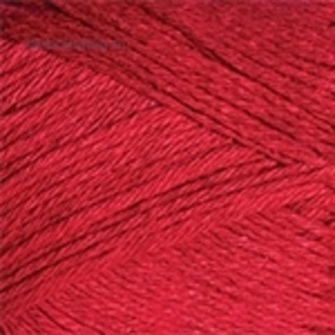 Пряжа Eco Cotton YarnArt 769 Красный купить в интернет-магазине, доставка наложенным платежом, недорогая цена klubokshop.ru