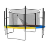 Батут UNIX line Simple 12 ft Color (inside) - 3,66 м