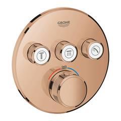 Термостат для душа встраиваемый на 3 потребителя Grohe Grohtherm SmartControl 29121DA0 фото