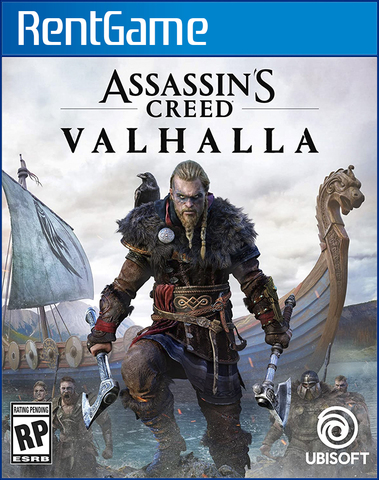 Assassin's Creed Вальгалла (Valhalla) PS4 | PS5