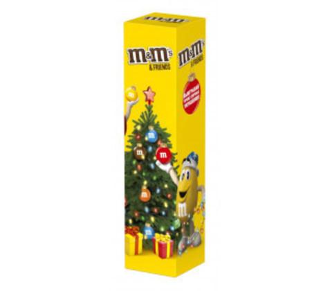 Новогодний набор M&M's friends 100 гр