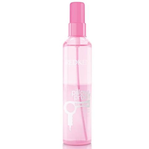 Redken Styling: Ускоряющий сушку термозащитный спрей-основа для волос (Pillow Proof Blow Dry Primer), 170мл