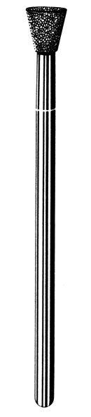 Лабораторные алмазные инструменты «SS WHITE» серия LAB 42/4050 Группа III. Средняя крошка.