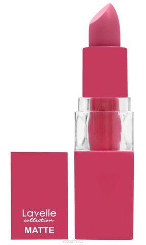 Лавелль помада LS-09 матовая тон 04 розовый