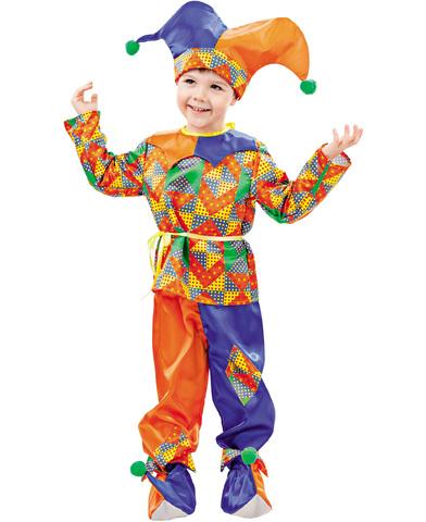 Карнавальный костюм детский Петрушка