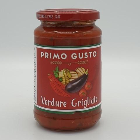 Соус томатный с овощами на гриле PRIMO GUSTO