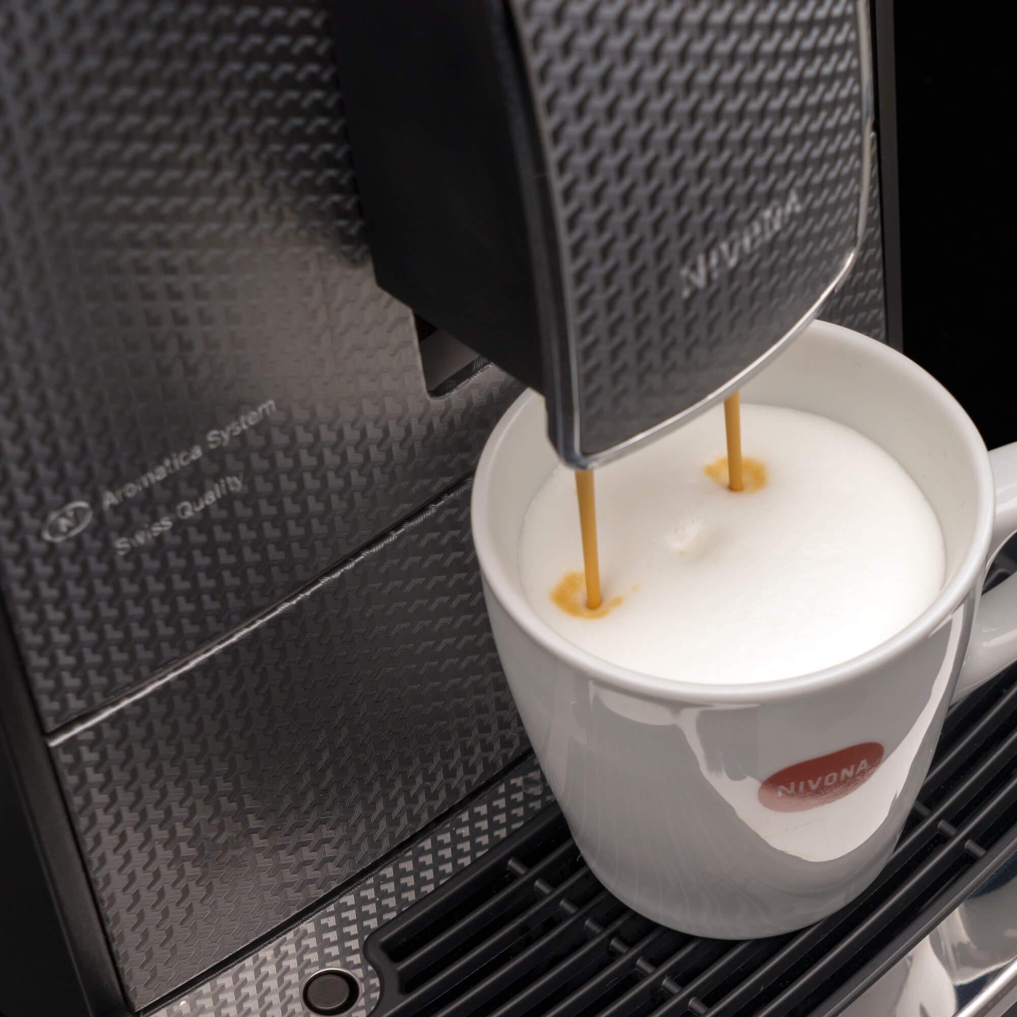 Кофемашина NICR 789 + кофе в зернах Craft, Platinum, Oro, Delikato, Latina Fuerte