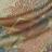 Шёлковый шифон в оттенках жёлтого и морской волны