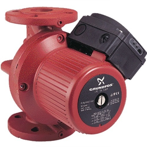 Насос циркуляционный Grundfos 200 UPS 40-60/2 F PN6/10 (3x400 В)