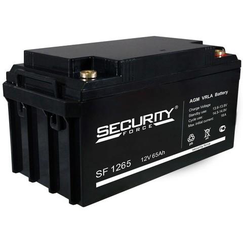Аккумуляторная батарея Security Force SF 1265