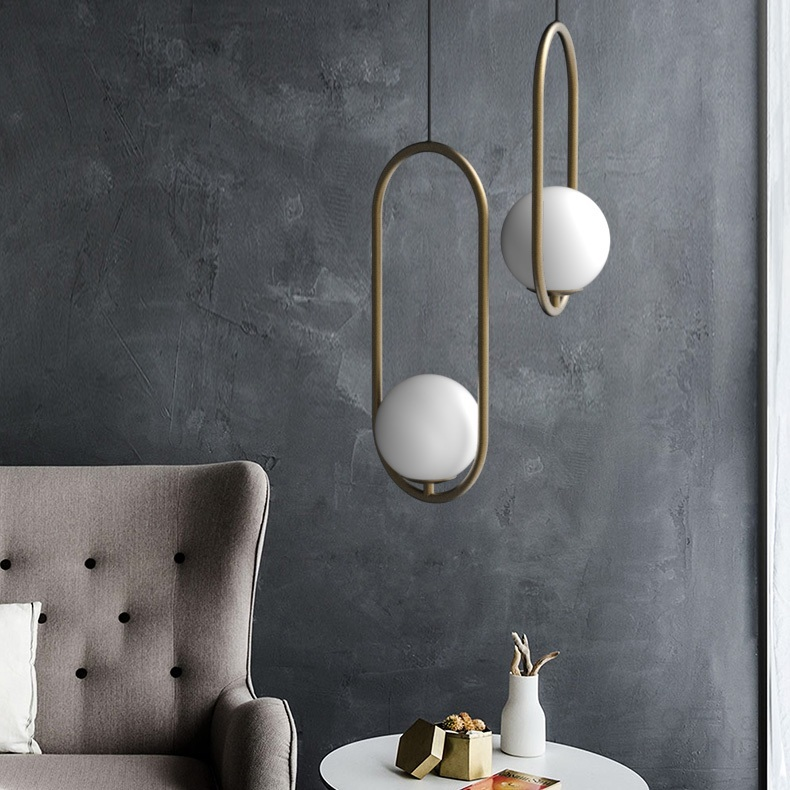 Подвесной светильник Lampatron style Hoop