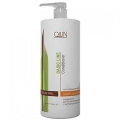OLLIN BASIC LINE Кондиционер для частого применения с экстрактом листьев камелии 750мл/ Daily Conditioner with Camellia Leaves Extract