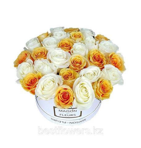 Коробка Maison Des Fleurs Микс 12
