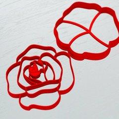 Роза форма для пряника