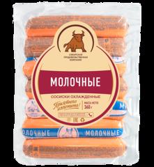 """Сосиски """"СПК"""" молочные в/у, 350 г"""
