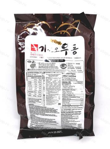 Удон (лапша) со вкусом тунца Katsuo flavor udon, Корея, 420 гр.