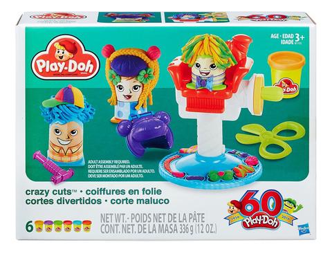 Сумасшедшие прически Play-Doh 1155