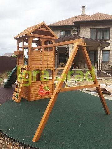 Детская площадка Клубный домик