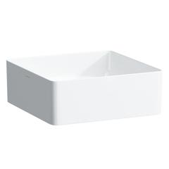 Раковина-чаша Laufen Living Square 36x36см.  8.1143.3.000.112.1
