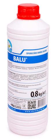 Засіб для видалення накипу (концентрат) BALU 800 мл