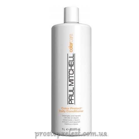 Paul Mitchell Color Care - Шампунь для фарбованого волосся
