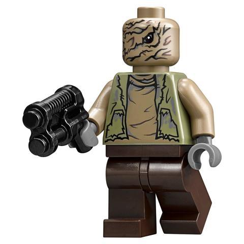 LEGO Star Wars: Квадджампер Джакку 75178 — Jakku Quadjumper — Лего Звездные войны Стар Ворз