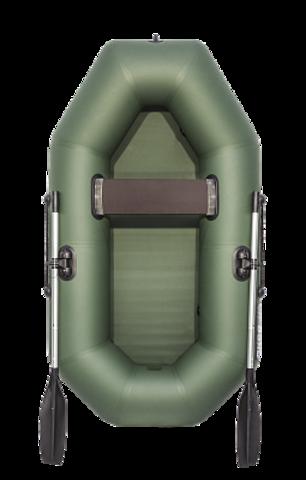 Лодка ПВХ АКВА-ОПТИМА 220 зеленый