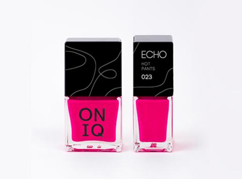 ONIQ  Лак для стемпинга. Echo: Hot Pants 023