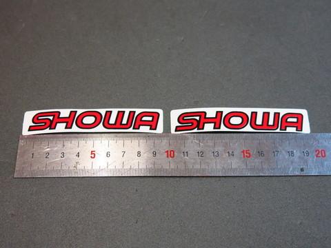 Наклейки Showa
