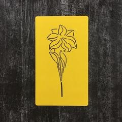 Цветок Лилия №6