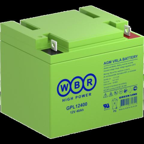 Аккумулятор WBR GPL 12450