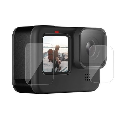 Защитное стекло для GoPro HERO 9 Telesin (GP-FLM-901)