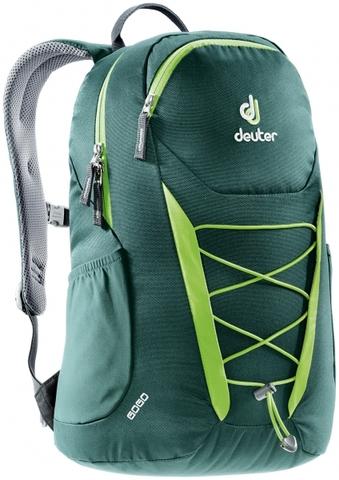 Картинка рюкзак городской Deuter Gogo 25 Forest-Kiwi - 1