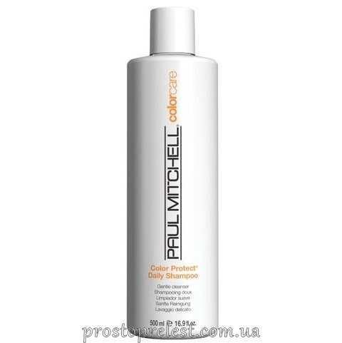 Paul Mitchell Color Care - Шампунь для окрашенных волос