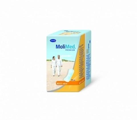 Прокладки урологические для женщин MoliMed Premium Micro, 14 шт