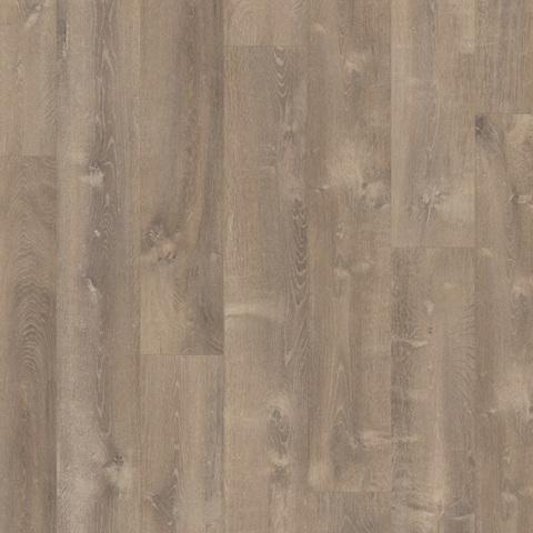 ПВХ плитка QS Pulse Click, 32 кл(PUCL40086,мм, 2,22 м2/7 шт/уп., Дуб песочный теплый корич.)