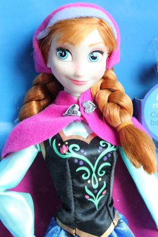 Кукла Анна Принцессы Дисней (Disney) 30 см