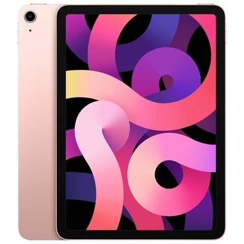 Планшет Apple iPad Air (2020) 256Gb Wi-Fi + Cellular Rose Gold (MYH52RU/A)