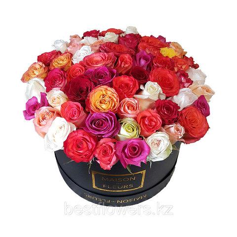 Коробка Maison Des Fleurs Микс 13