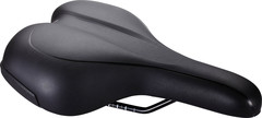 Седло велосипедное BBB saddle Meander Active 185 black