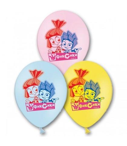 Воздушные шары Фиксики