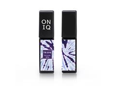 Гель-лак ONIQ Tie-dye - 167 Dark purple, 6 мл