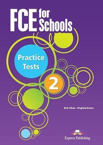 FCE for Schools Practice Tests 2. Class CD's (set of 4). Комплект дисков, содержащий аудирование к тестам (действующий формат).