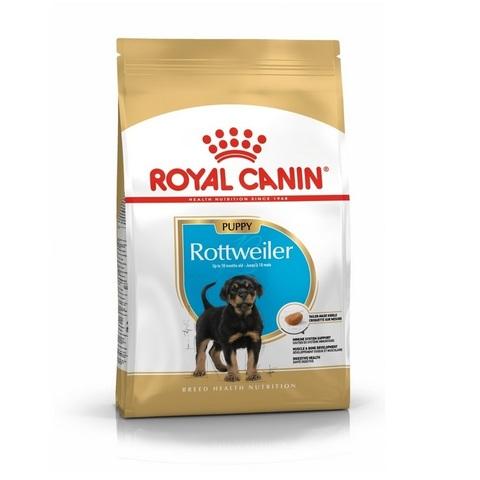 12 кг. Корм Royal Canin для щенков ротвейлера от 2 до 18 мес., Rottweiler Puppy