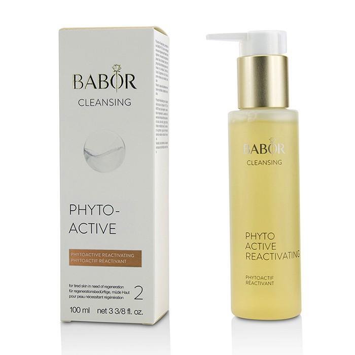 Фитоактив для зрелой кожи Babor Cleansing Phytoactive Reactivating 100 ml