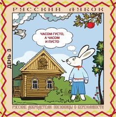Магнитный набор «Русские добродетели: пословицы о бережливости»